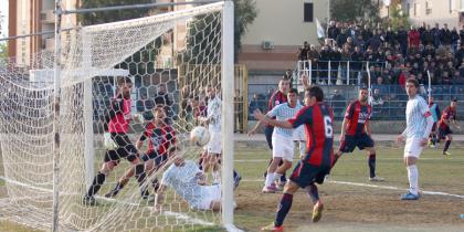 Real Metapontino - Taranto
