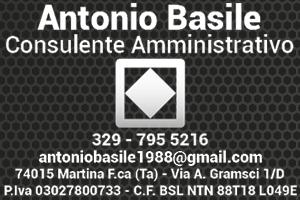 Antonio Basile – Consulente amministrativo